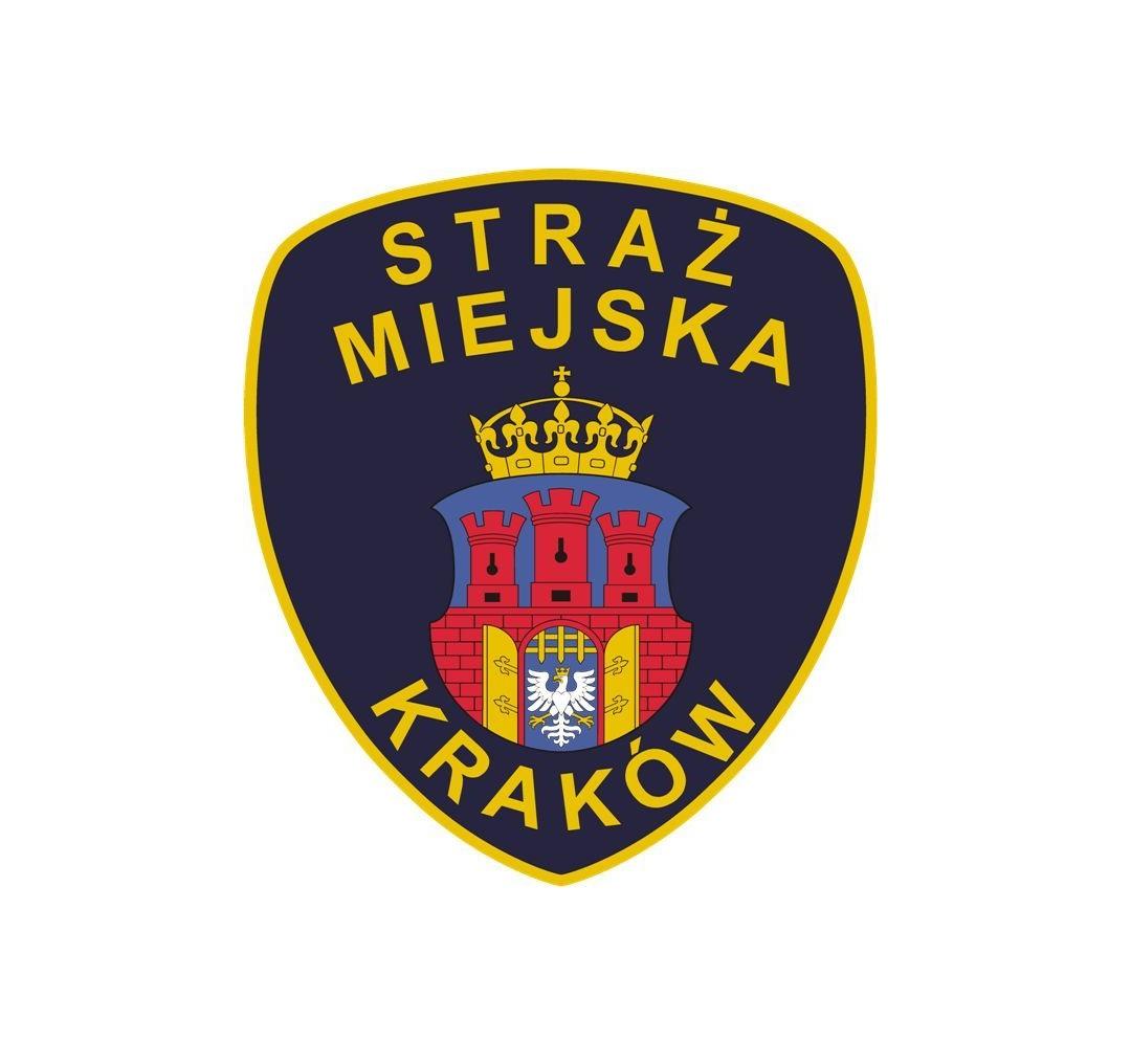 logo straż miejska kraków